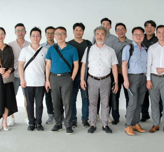 DataHouse welcomed IT organizations and enterprises from South Korea